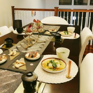 おうちで贅沢ご飯♡松茸づくし御膳