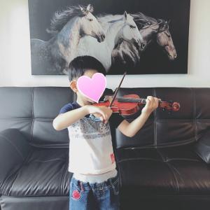 バイオリンキッズ♡それぞれの歩み