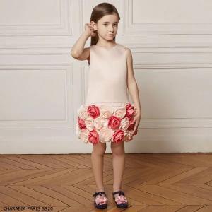 イタリアから来たパリのお洋服♡娘の舞台ドレス