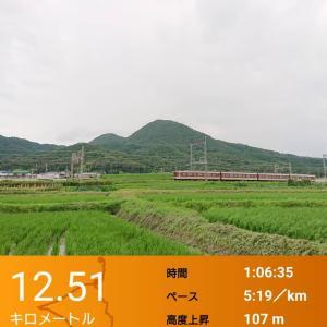 梅雨の谷間(2020.07.12)