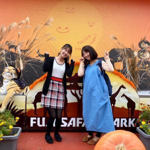 アッキお誕生日おめでとう!富士サファリパークと時之栖☆