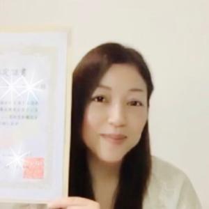 月詠みを更に深めて…東京&埼玉で選択色数鑑定士さんが誕生しました♡