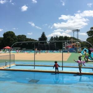 2017年としまえんプール夏休み初日平日に行って来ました!