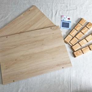 実はテーブルって簡単に作れるんです!家にある木材でパパっと作業台をDIY