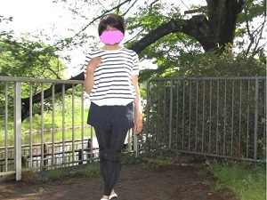 外出自粛中のお散歩(3)