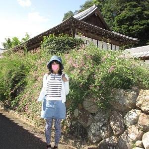 秋の七草と私の好きな服