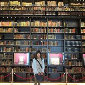 日本一美しい本棚