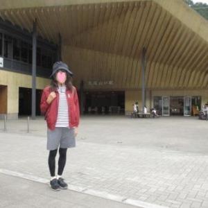 山ガールファッションで高尾山へ(^^♪