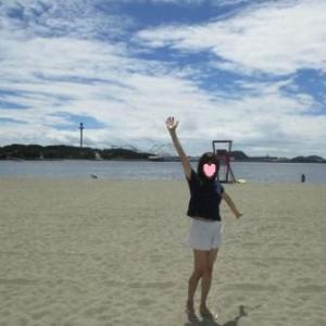 今年も海で水着~♪(2)