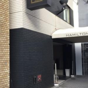 ハミルトンホテル -ブラック【ウェルカムドリンク(ハッピーアワー)酒が飲める(^^)/】