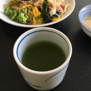 【ストレスから脳を守る、緑茶の効果】