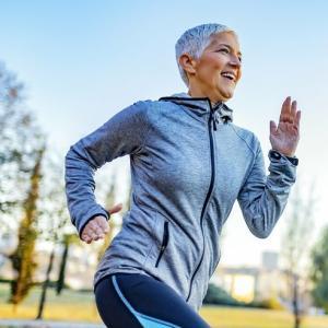 【ジョギング・ウォーキングの衝撃が骨と脳の健康に効果!】