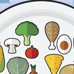 【食べ過ぎてない?栄養士が教える適切な食事量】