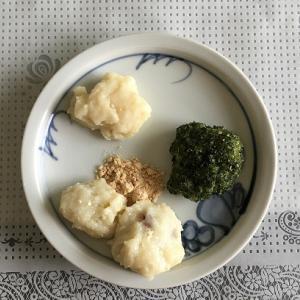 【タンパク質豊富な豆腐団子、小腹がすいたときにいいかも】