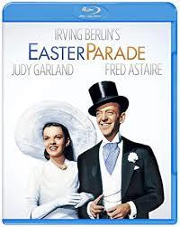 今夜は往年のミュージカル作品  ≪イースター・パレード≫  1950年度