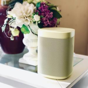 """【Hayデザイン】 Amazon""""アレクサ~""""内蔵のSonos Oneスマートスピーカー"""