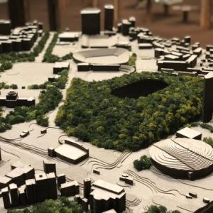 【東京オペラシティ企画展】建築家田根剛さんの思考回路ってこうなってんの〜