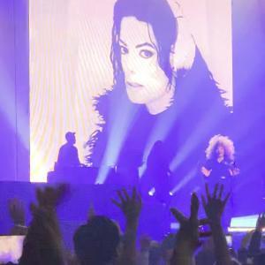 【ジャネットジャクソンライブ】うぁ~マイケルと一緒!?ジャネット、さすが!!