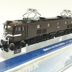 EF58 89号機(TOMIX旧製品)