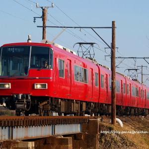 さよなら名鉄5300系・5700系