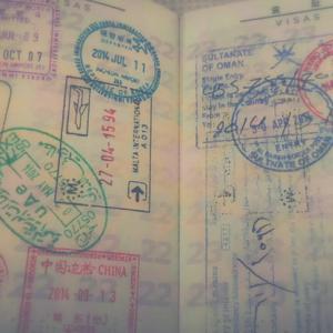 気が付けばパスポート期限切れ