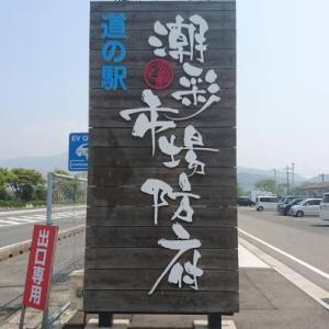 ほたてボール&海鮮魚ロッケ&お魚大ドーナツ(山口県防府市・練物屋 岡虎)