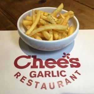 Chee'sマウンテン&Chee'sプレート(埼玉県さいたま市桜区・チーズ ガーリックレストラン)
