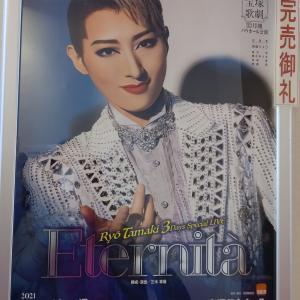 思い出を辿って出会う、新たな珠城りょう~月組「Eternità」観劇記