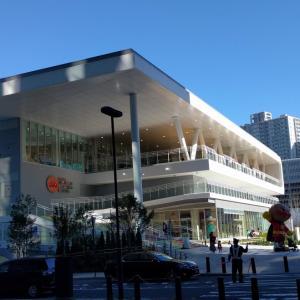 バギーでお出かけ@よこはまアンパンマンミュージアム