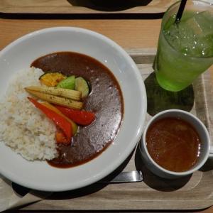 焼き野菜のカレー