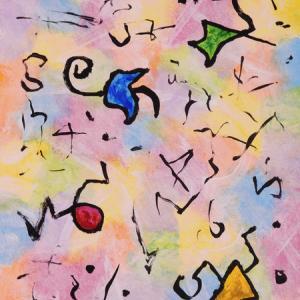 Composition-9 No.50