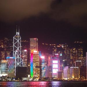 香港とわたし。