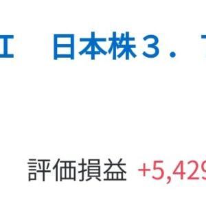 楽天日本株3.8倍ベア追加購入