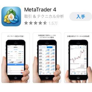 【FX講座】Meta Trader4のとりかた。