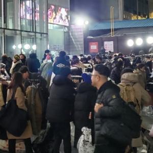 韓国で人気の防寒着を激安でGET!!