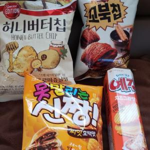 韓国ごはんにおやつも韓国