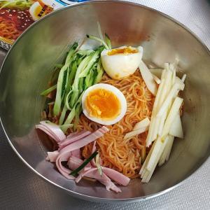 お昼ごはんと韓国ドラマ