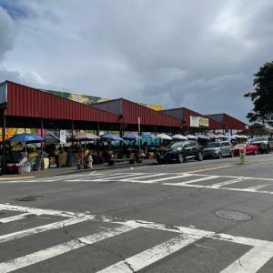 ダウンタウン・ヒロのファーマーズマーケット