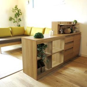 BIGJOYが伝えたいこと⑤家具で空間を間仕切る!家具を壁に沿って置かない家具の配置術を提案