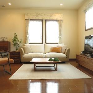 中古住宅にも家具レンタル!築十数年の中古物件をモデルルーム化した事例をご紹介