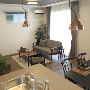 家具の置き方を教えます!家具はお部屋の長手方向を活かすように設置すべき!通路を差し引いて考えます