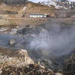 アイスランドがまじでお薦め!第三弾『温泉の川が流れてる!?』