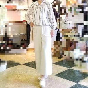 ネオのお直しで小柄な女性もワイドパンツを穿こう!体型に合わせた丈と分量
