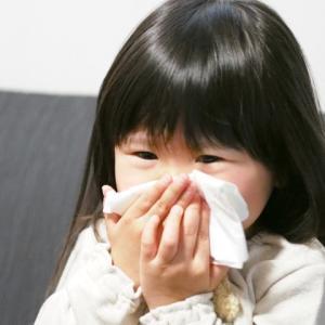 娘の副鼻腔炎(ちくのう症)①*止まらぬ治らぬ咳の正体