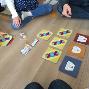 自粛期間に流行ったアナログゲーム*5歳児にしか勝てない母