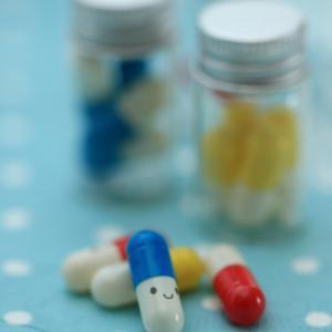 娘の副鼻腔炎②*耳鼻科と抗生物質