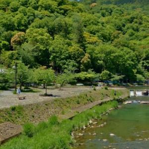 ●「大堰川デルタ」から「鴨川デルタ」へ