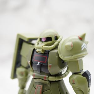 【ROBOT魂 量産型ザク ver. A.N.I.M.E. リアルマーキング】