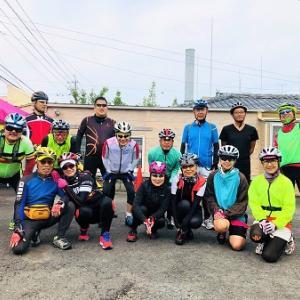 2019年10月 定例わいわいサイクリング
