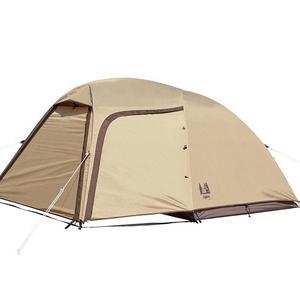 ソロキャンプをする予定はないけれど、テントは欲しくなるんだなぁ。